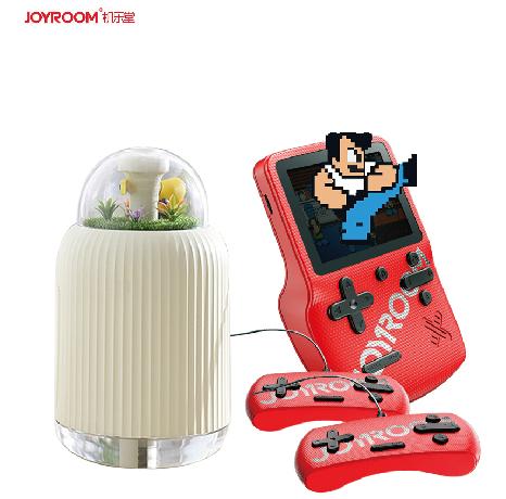 机乐堂 亲子游戏机+加湿器