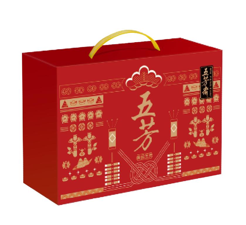 五芳斋 缤纷五芳礼盒