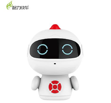 智力快车早教机器人